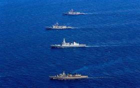 Кораблі НАТО увійшли в Чорне море: опубліковані фото