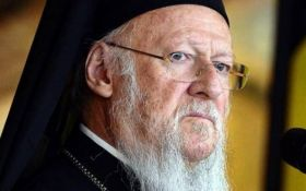 Відступати не маю наміру: патріарх Варфоломій виступив з гучною заявою по автокефалії України