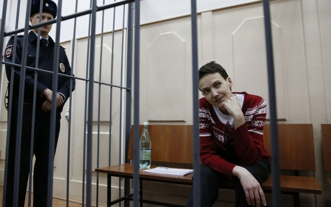 Жесткие слова Савченко в адрес судей: опубликовано видео