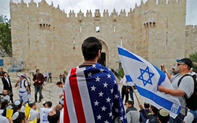 У Єрусалимі на тлі протестів відкрили посольство США: опубліковані фото