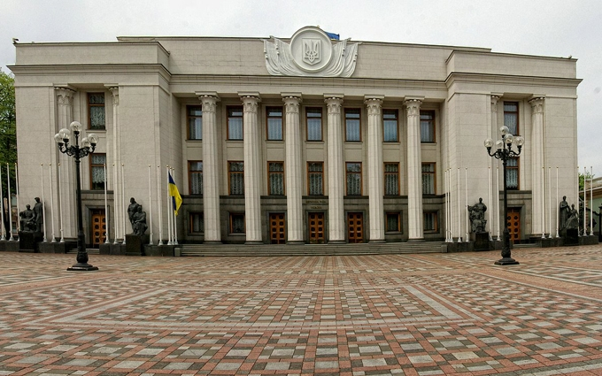 Рада у дечому виявилася першою серед парламентів світу