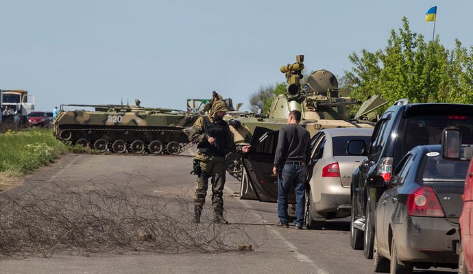 Україна відкриє пункти пропуску транспорту з Луганська