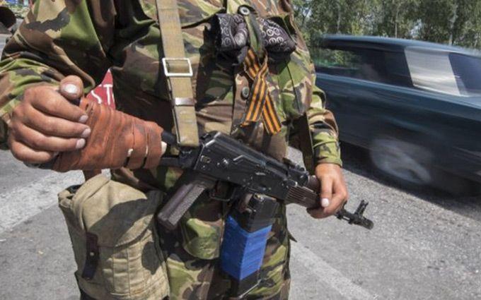 Одного з ватажків бойовиків Донбасу впіймали прямо в Києві: з'явилося фото
