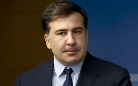 Саакашвили удивил общественность своми брюками: опубликовано фото