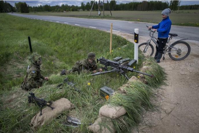 Солдати НАТО біля кордонів Росії готуються воювати з Путіним: The Washington Post показала фото (3)