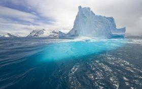 В разы больше Манхэттена: от известного ледника в Антарктиде откололся гигантский айсберг
