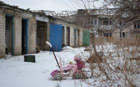 Город-призрак: появились фото с разрушенного войной Донбасса
