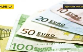Курс валют на сегодня 20 сентября - доллар подешевел, евро дешевеет