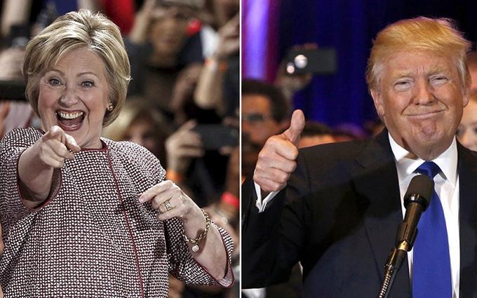 Трамп потролив Клінтон, перетворивши її в покемона: з'явилося відео