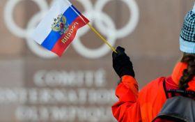 МОК ввів жорсткі правила для російських спортсменів на Олімпіаді-2018
