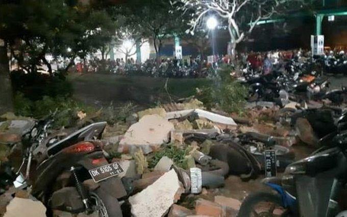 В Индонезии снова произошло мощное землетрясение, есть погибшие: опубликованы жуткие видео