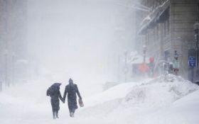 На Украину надвигается опасный штормовой циклон