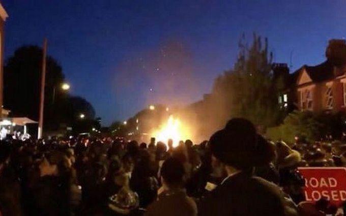 УЛондоні прогримів потужний вибух здесятками жертв: перші подробиці і фото