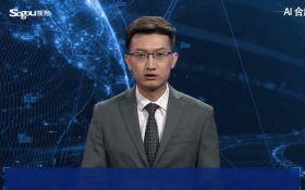 В Китае ведущим новостей стал искусственный интеллект - шокирующее видео