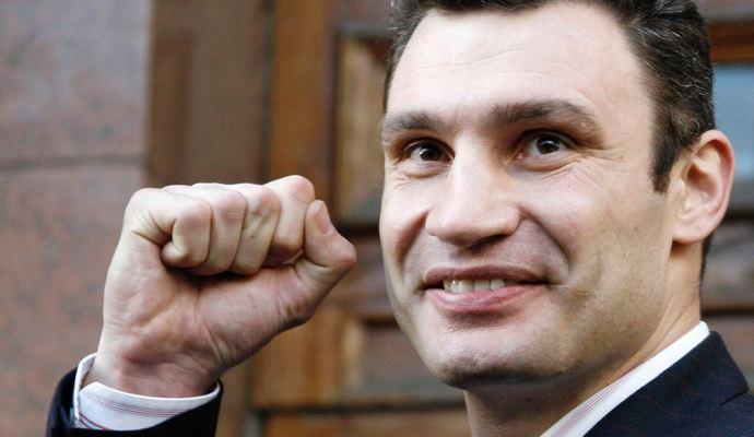 Кличко - глава Ассоциации городов Украины