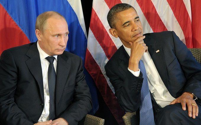 Стало відомо, про що говорили Обама та Путін: опубліковані фото