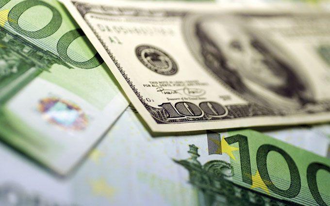 Курсы валют в Украине на пятницу, 16 июня