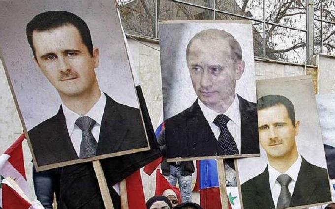 Newsweek рассказал о страхе Путина и войне в Сирии