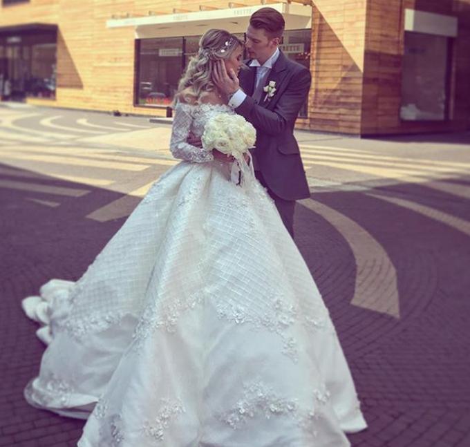 В России женился внук Аллы Пугачевой: появились первые фото звездной свадьбы (1)