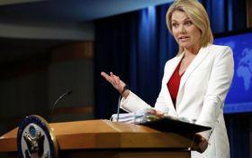 В Госдепе США выступили с громким обвинением в адрес России по Донбассу