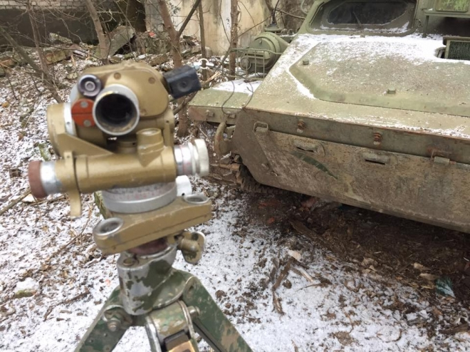 """Украинские военные получили уникальные приборы-""""невидимки"""": опубликованы фото (1)"""