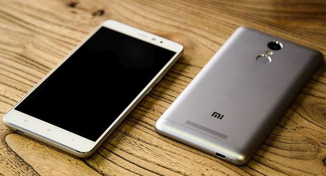 5,5-дюймовый фаблет Xiaomi Redmi Note 3 Pro получит две модификации