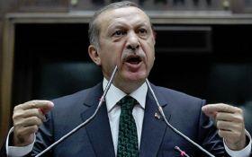 """""""Не може бути й мови!"""": Ердоган жорстко відповів на претензії США"""