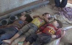 ОЗХО доказала применение химического оружия против мирных жителей в Сирии
