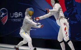 Украинская саблистка триумфально победила на этапе Кубка мира