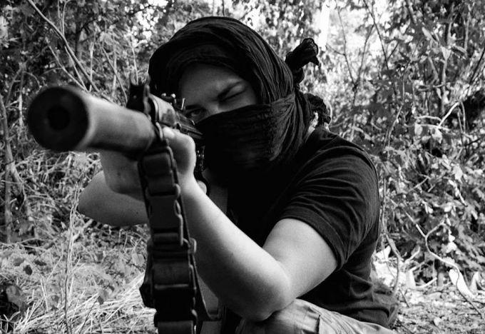 Невидимый батальон: в Киеве состоялась премьера фильма про женщин на войне