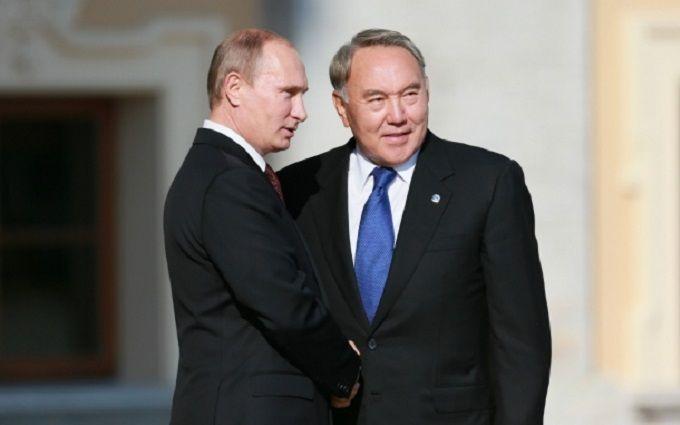 Назарбаєв, Путін і Порошенко: в мережі з'явився смішний анекдот