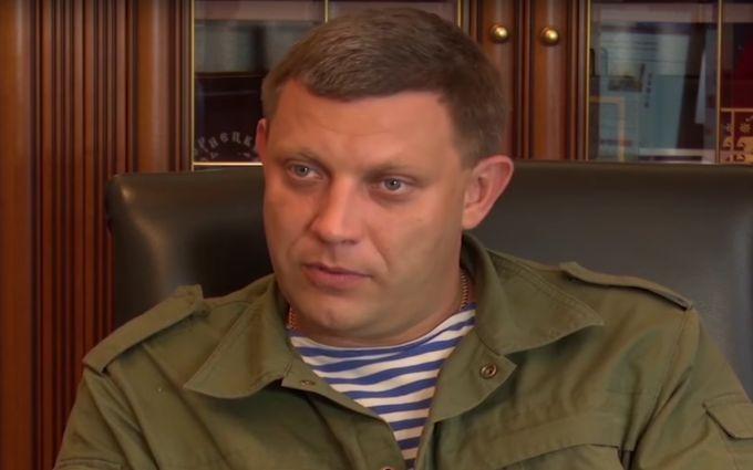 Ватажок ДНР готовий ставити свічку за початок великої війни: опубліковано відео
