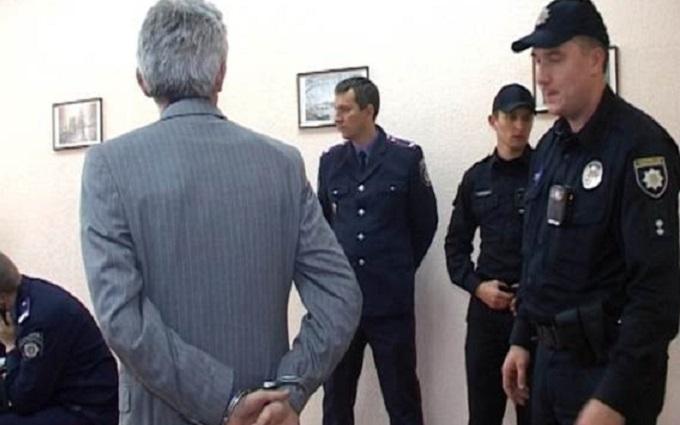 Напад на дружину Турчинова: поліція показала нові фото і відео