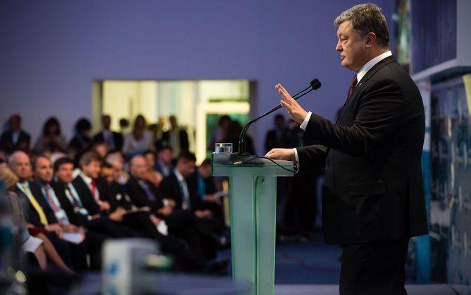 Порошенко: Украина расширит сотрудничество с европейским союзом