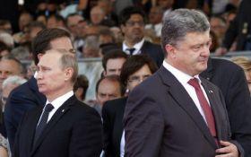 Порошенко рассказал о жестоком замысле Путина на Донбассе