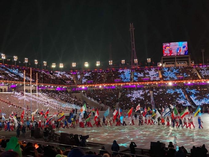 В Пхенчхане завершилась Олимпиада-2018: яркие фото и видео церемонии закрытия (1)