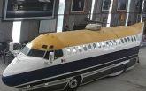С Boeing 727 сделали лимузин: опубликовано видео