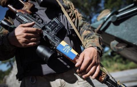На Донбасі за добу немає жертв серед бійців АТО