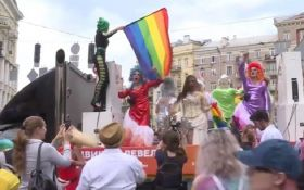 Припиніть антисімейну пропаганду: сотні людей вийшли на мітинг в центрі Києва