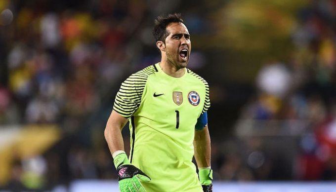 Супруга Клаудио Браво раскритиковала футболистов сборной Чили