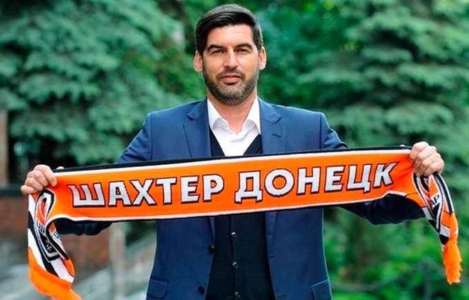"""Шахтар"" оголосив ім'я нового головного тренера"