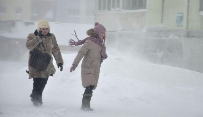 Штормовое предупреждение для Киева и области