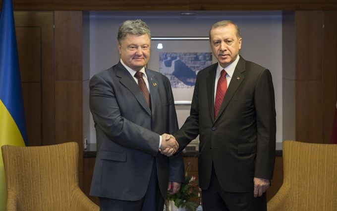У Путіна образилися на Ердогана за розмову з Порошенком