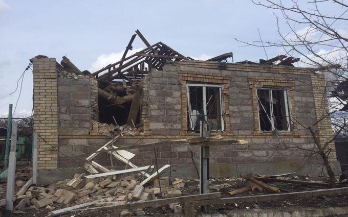 Боевики вновь обстреляли Авдеевку, ранен местный гражданин,— Жебривский