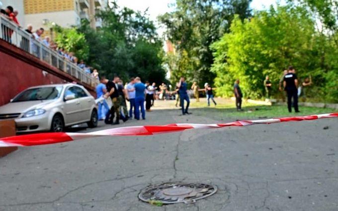 Потужний вибух в окупованому Донецьку: з'явилися відео та нові фото