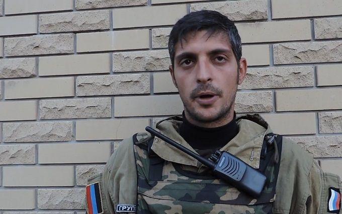 Ватажки ДНР зробили подарунок одіозному бойовику