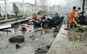 У Таїланді сталися вибухи біля торгового центру, щонайменше 50 постраждалих
