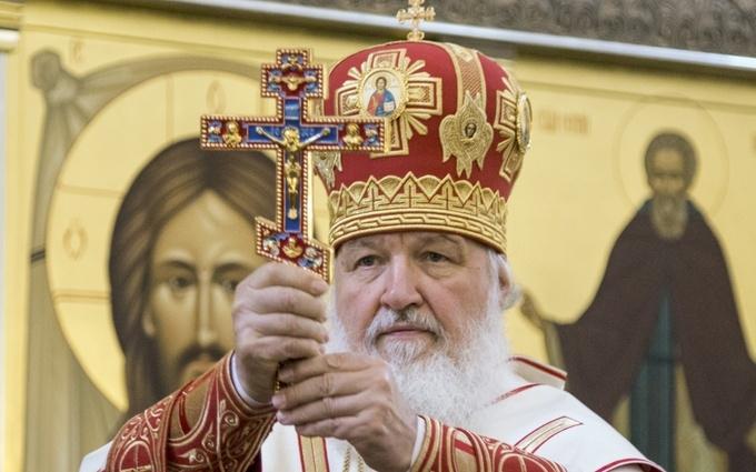 Соцсети ополчились на патриарха Кирилла из-за русской словесности