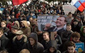 Протесты в России: сеть поразила еда для задержанных, появилось видео