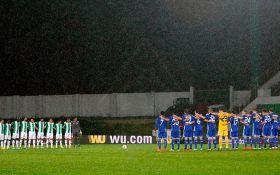 Футболісти вшанують пам'ять загиблих на Львівщині шахтарів